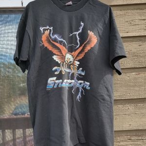 Vintage Snap-On Lightning Eagle t-shirt from '94